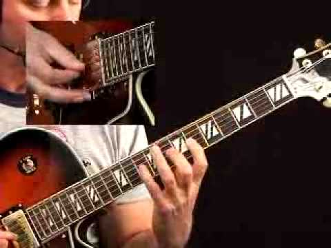 Supercharge Your Chops - #17 Will Bernard - Guitar Lesson - Brad Carlton