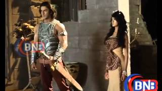 Download Hatim Fantasy Teleserial - Star Plus Tv Serial | On Location Shoot 3Gp Mp4