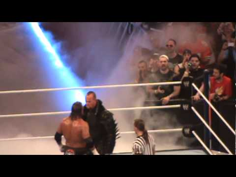 Undertaker Entance Wrestlemania Xxviii Part 2 (new Haircut) video