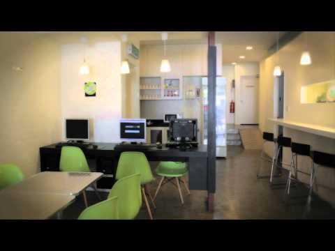 Hangout Hotel @Jonker, Malacca, Malaysia Med video