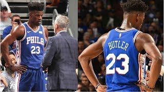 Jimmy Butler Challenges Head Coach Brett Brown Offensive System