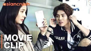 A fckboi and a blind girl just witnessed the same murder | Lu Han in 'The Witness'