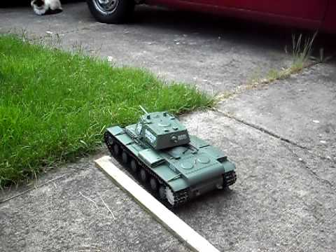RC 1/16 tank heng long tanks review