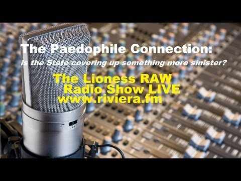 SHOW #007 - The Paedophile Connection: