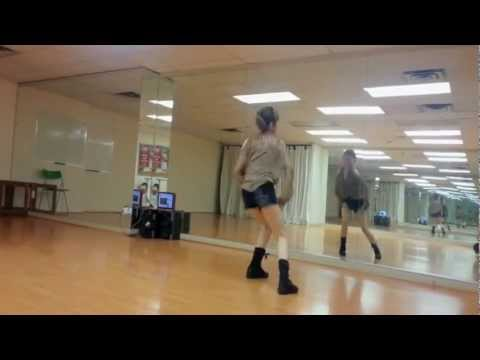 Psy-gangnam Style Dance Slow Mirror Tutorial (fds) video