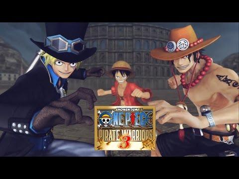 One Piece Pirate Warriors 3 Opening Movie (intro) | ワンピース 海賊無双3 video