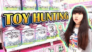 TOY HUNTING - Hatchimals and New Toys are EVERYWHERE!! - LOL, Disney, Blind Bags and MORE!