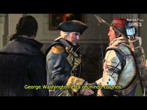 Assassin's Creed 3 - TV Legendado