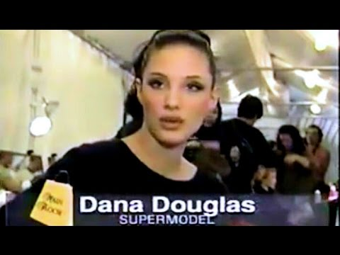Dana Douglas - Model Interview (Main Floor)