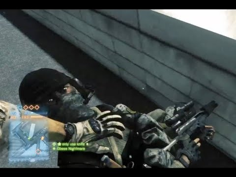 BF3 Humiliation Kill 2