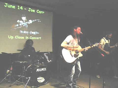Joe Carr Band-Lonely Like Me @ The Vineyard Cafe