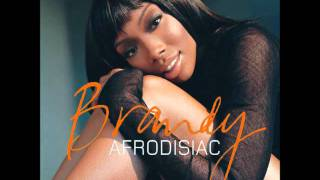 Watch Brandy Talk About Our Love video