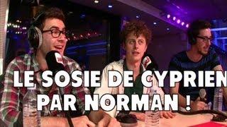 Le sosie de Cyprien par Norman ! Guillaume radio 2.0 NRJ