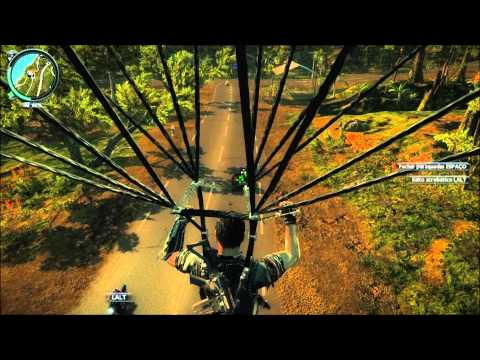 Just Cause 2 No Maximo Gtx 570