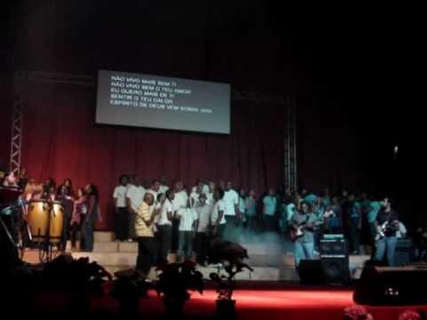 Rejoicing Mass Choir - Vem Sobre Mim - Adnipo Liberdade