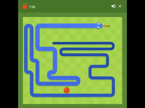 Snake google