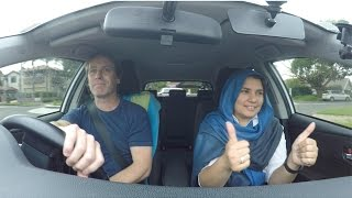 NRMA Safer Driving Learn to Drive - James Ep 6: Driving around Roundabouts