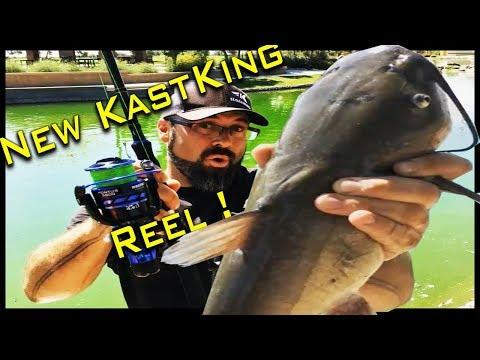 KastKing Pontus Baitfeeder Spinning Reel--Baitrunner Spinning Fishing Reel Overview