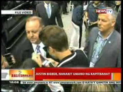 Justin Bieber's neighbor accuses him of battery & madame tussauds wax figure 3-27-2013