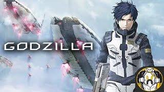 Godzilla 2017 Anime Official Title & Plot Revealed