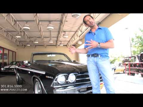 1969 Chevrolet Chevelle YENKO 427 Convertible FOR SALE flemings ultimate garage