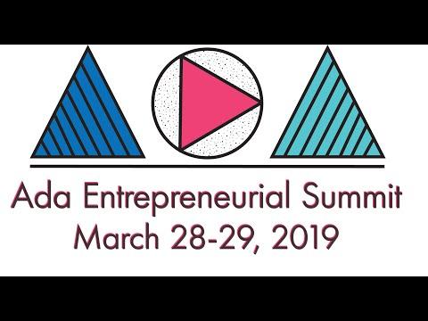 2018 Ada Entrepreneurial Summit Recap