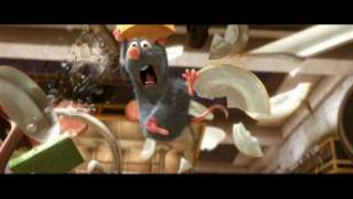 Pixar: Ratatouille - original 2006 teaser trailer (HQ)
