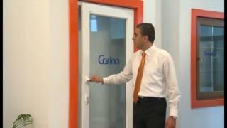 Carina - Çift Açılım Kilitli Kapı
