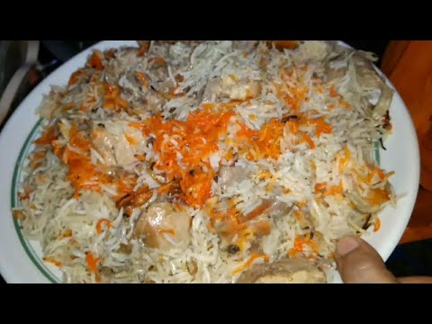 Meri Sasu Maa se Sikhe Chicken Biryani Banane ka Paramparik aur Asan Tarika- Indian Lunch Recipes