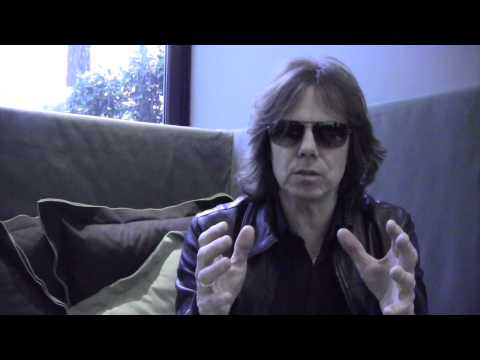 Joey Tempest (Europe) War Of Kings, interview 2015 for Linea Rock/Radio Lombardia