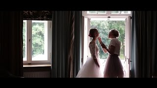 Burza na ślubie - piękny ślub w Zdunowie