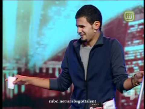 Arabs Got Talent – Ep 5 – نذير الخوالدة