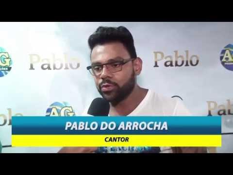 Público vai ao  delírio com Pablo na Cidade de  Ouricuri