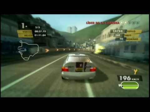 Need For Speed Nitro (Wii) :: Tutorial y carrera