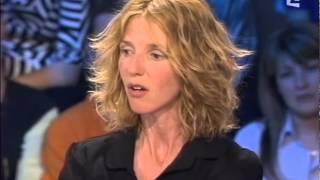 Sandrine Kiberlain - On n'est pas couché 14 avril 2007 #ONPC