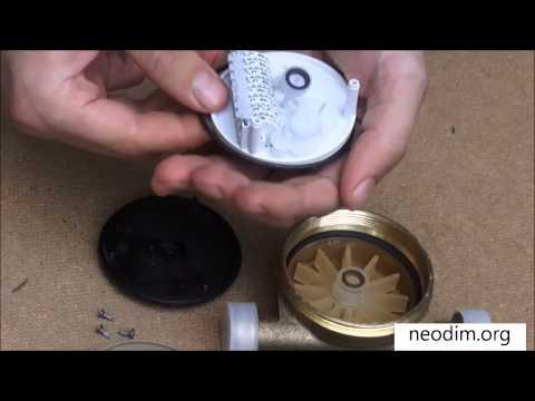 Устройство счётчика воды СВК-15-3-2 от http://24magnet.ru