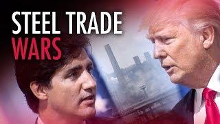 Ezra Levant: Trudeau's 'oblivious' response to Trump's tariffs