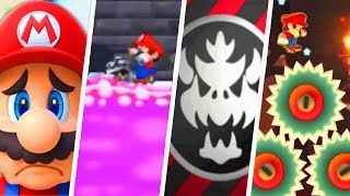 Evolution of Hardest 2D Super Mario Levels (1985 - 2018)