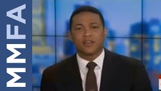 CNN's Don Lemon Apologizes For Controversial Comments To Cosby Rape Accuser