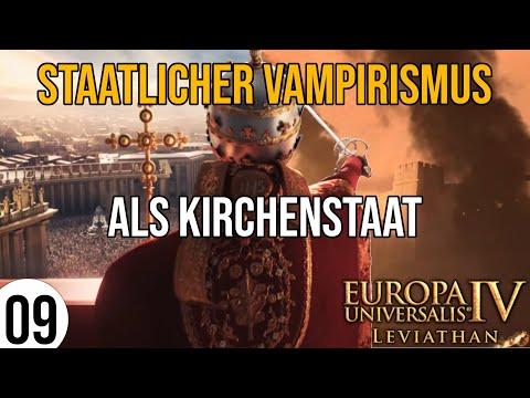 EU4: Leviathan   Kirchenstaat   Ironman   09   Bis an die Schmerzgrenze   Let's Play   deutsch