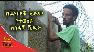 "Funny Scene from ""Jeginochu"" Ethiopian Movie"