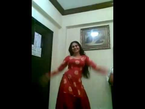 College gall nice dance in private room