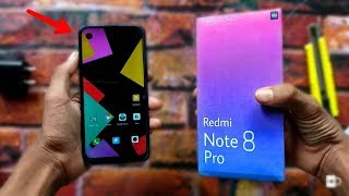 Redmi Note 8 Pro Unboxing In Hindi  TECH RISHABH