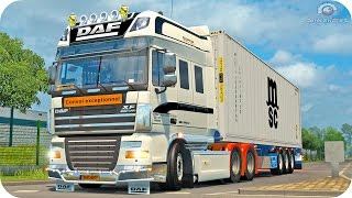 DAF XF 105 Improved ETS2 (Euro Truck Simulator 2)