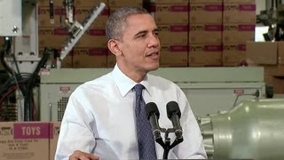 President Obama Speaks on the Economy and Middle-Class Tax Cuts 12/11/2012