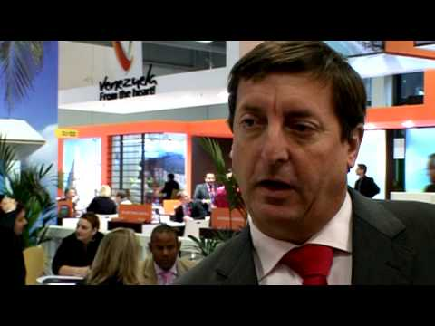 Frits Israël, Marketing Director, Aruba Tourism Authority @ ITB 2010