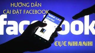Hướng dẫn Tải Facebook Lite - Cài đặt Facebook - Tải Facebook về máy