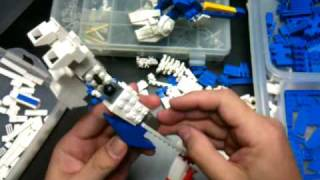 Playing with LEGO : 60-80 minutes(2x speed) V2 Proto