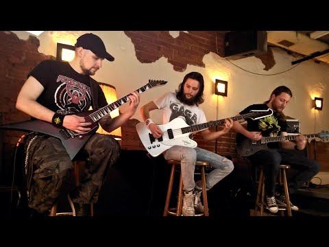Parasite Inc. - In The Dark (guitars & Bass Playthrough)  [german Melodic Death Metal]