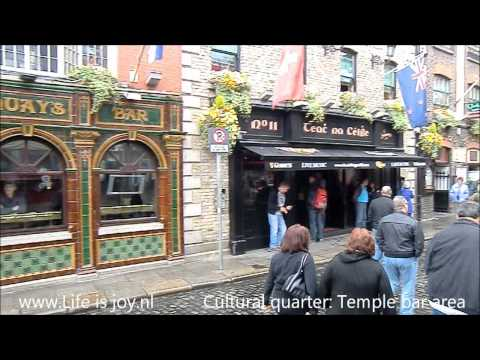 Dublin City Sightseeing Ireland Ierland